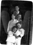 Vipan Maitland WATERMEYER's children (c. 1920)